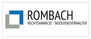 Rombach Rechtsanwälte Insolvenzverwalter
